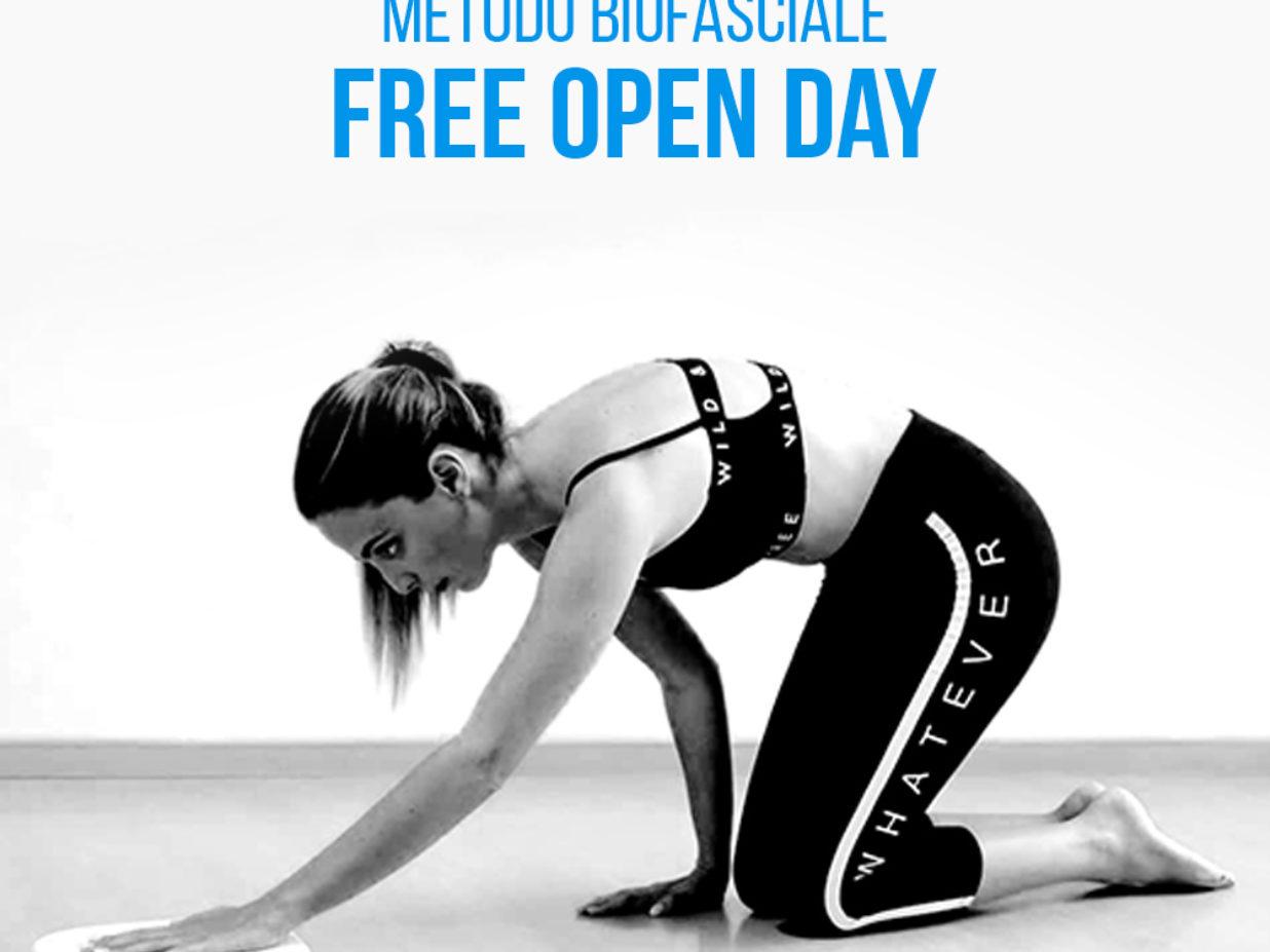 FREE OPEN DAY // Manfredonia (FG) 10/11/19 – Pescara 17/11/19