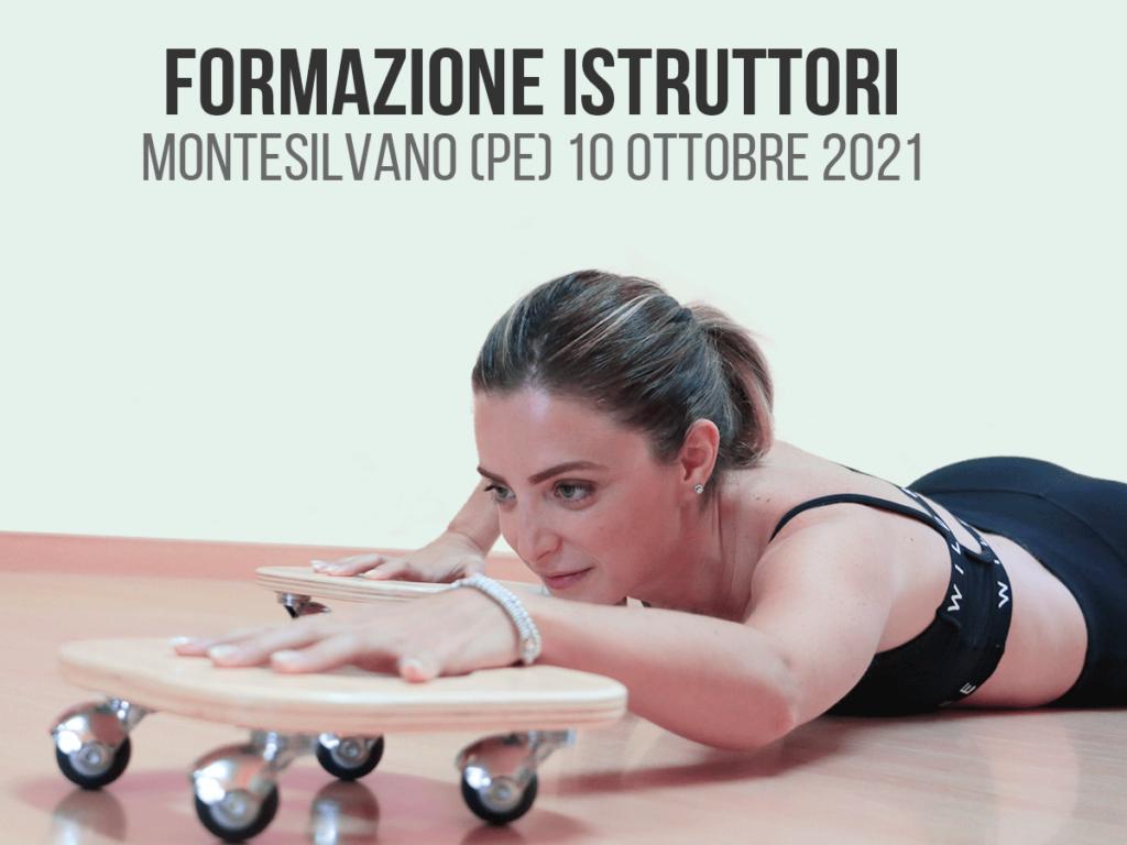 CORSO DI FORMAZIONE // 10 Ottobre 2021 – Montesilvano (PE)