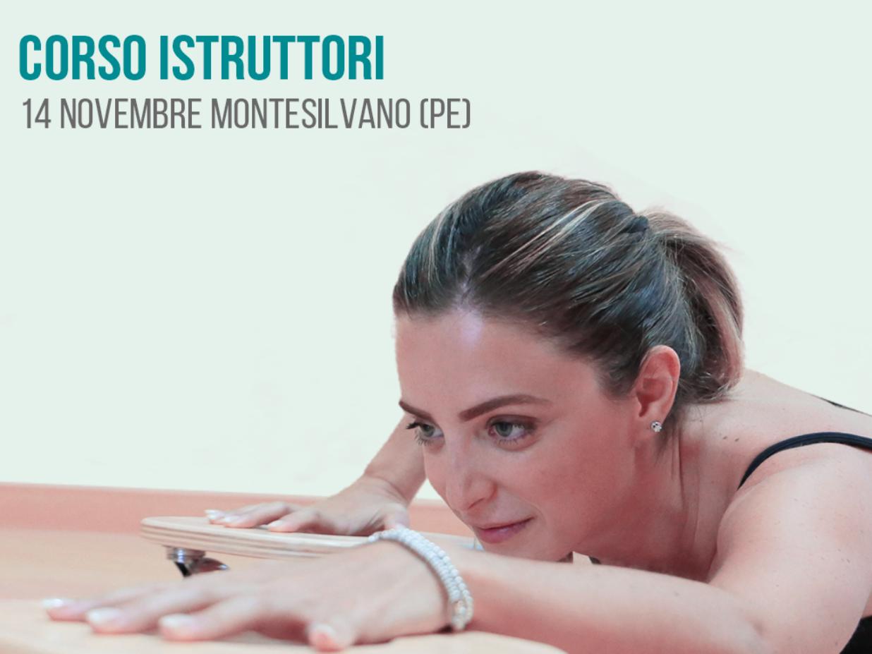 CORSO DI FORMAZIONE // 14 Novembre 2021 – Montesilvano (PE)